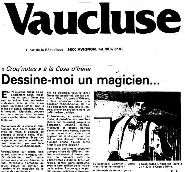 Le Vaucluse