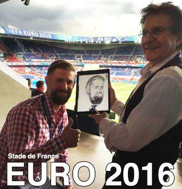 caricature sur tablette stade de france N°2 EURO 2016_360_480