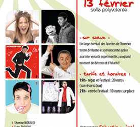 Festival d'humour de Pierrelaye