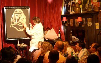 Cabaret «Chez ma Cousine»
